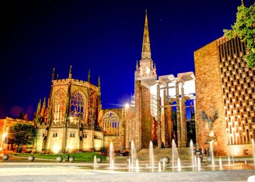 This year's BSF will take place in Coventry cathedral