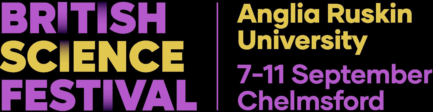 British Science Festival logo